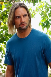 "Josh Holloway as James ""Sawyer"" Ford."