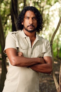 Naveen Andrew as Sayid Jarrah.