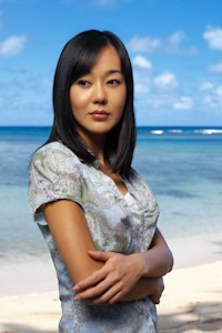 Yunjin Kim as Sun-Hwa Kwon.