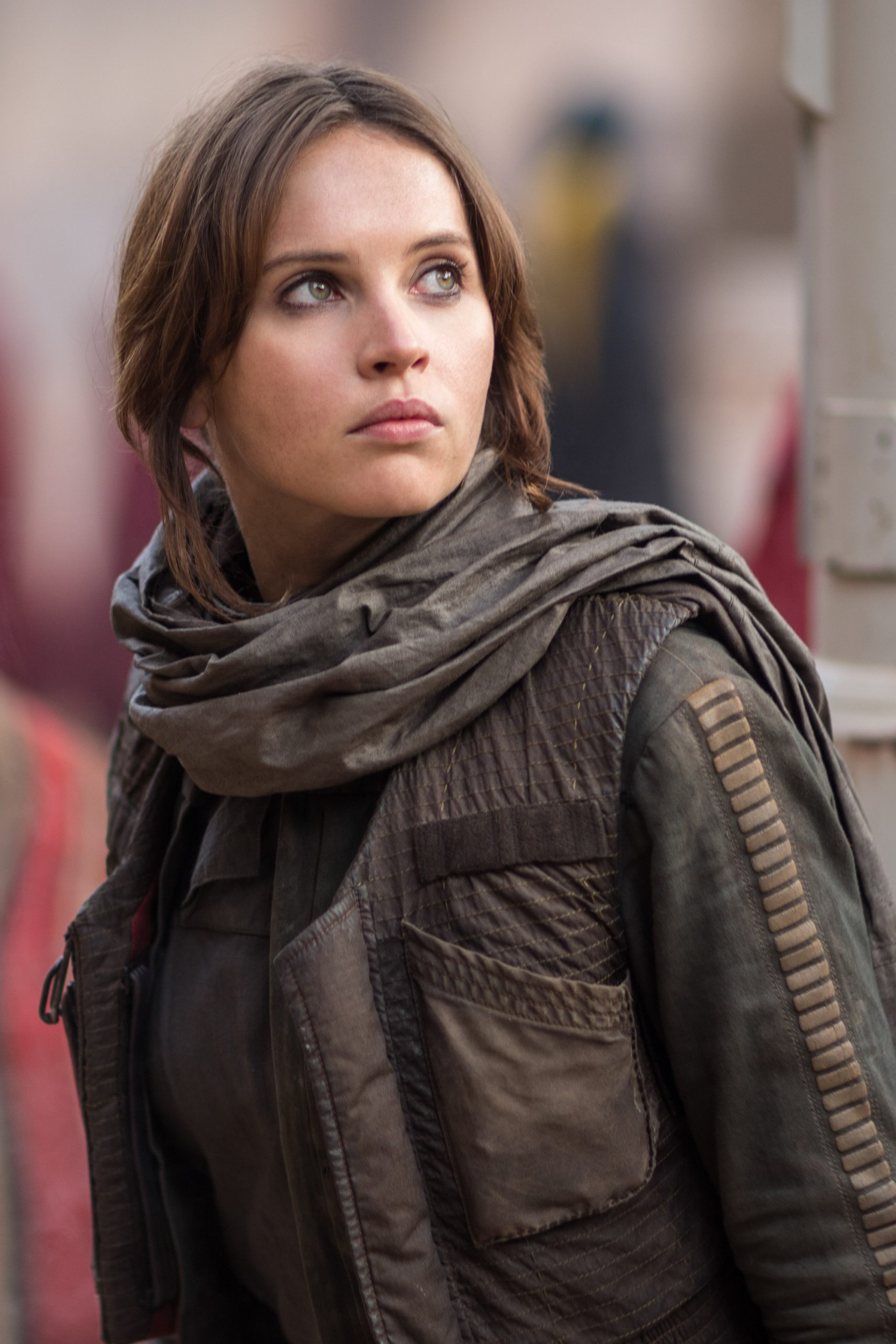 Jyn Erso Rogue One A Star Wars Story - Download hd wallpapers